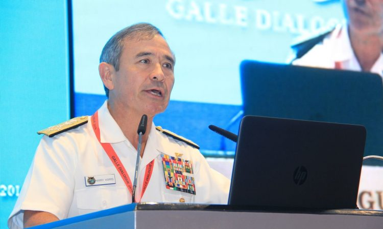 Remarks by Adm. Harry Harris, Commander, U.S. Pacific Command at Galle Dialogue