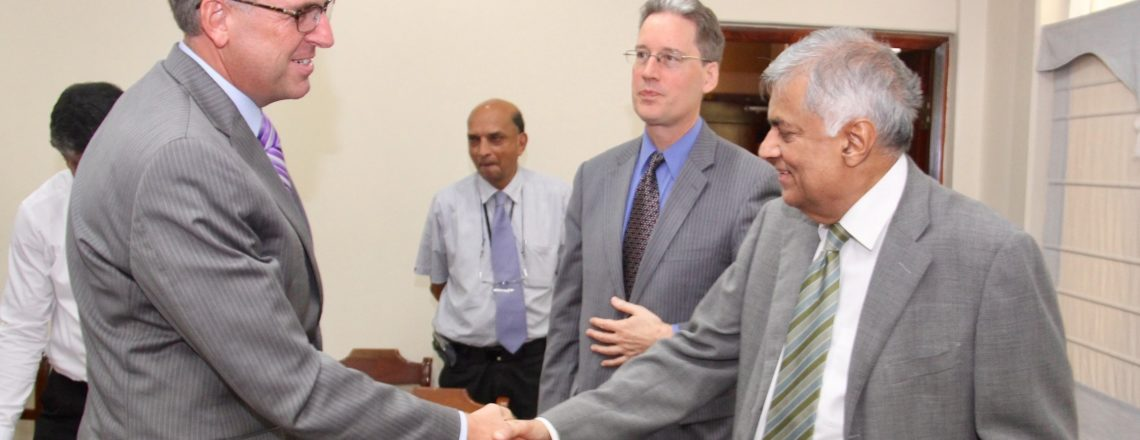 MCC Official Visits Sri Lanka  to Continue Progress on Compact
