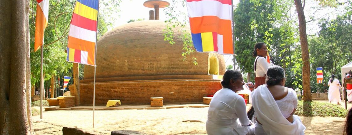 U.S. Embassy and Prime Minister Inaugurate U.S.-Funded Monastery Restoration in Rajagala