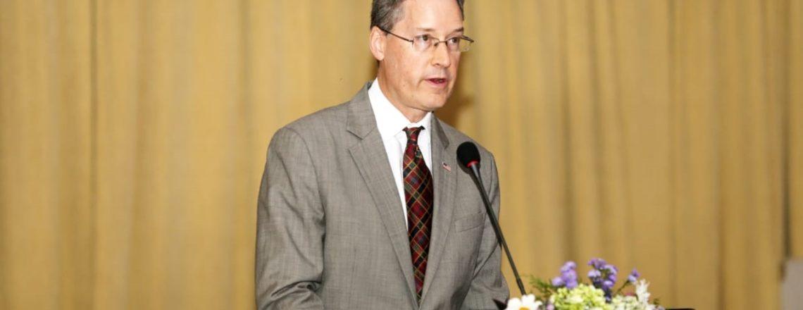 Remarks by Chargé d'Affaires Robert Hilton