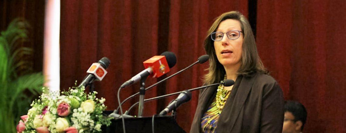 Ambassador Teplitz's Remarks at National Inter Religious Symposium